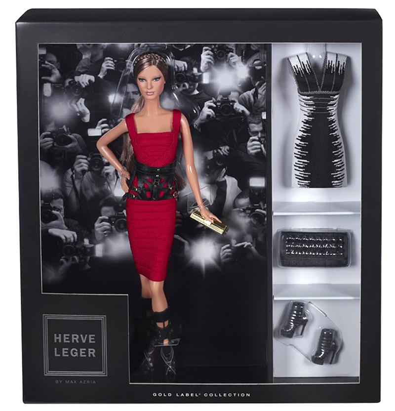 Herve Leger New York Fashion Week