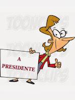 A Presidente da Junta de Freguesia de Vila Diesel