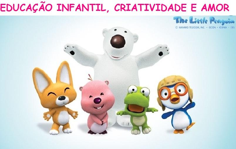 Educação Infantil, Criatividade e Amor