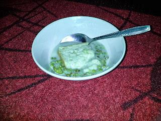 kacang hijau dan susu formula