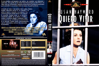 Carátula dvd: ¡Quiero vivir! (1958) (I Want to Live!)