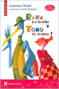RAFA LA GARZA Y TONO EL ZORRO