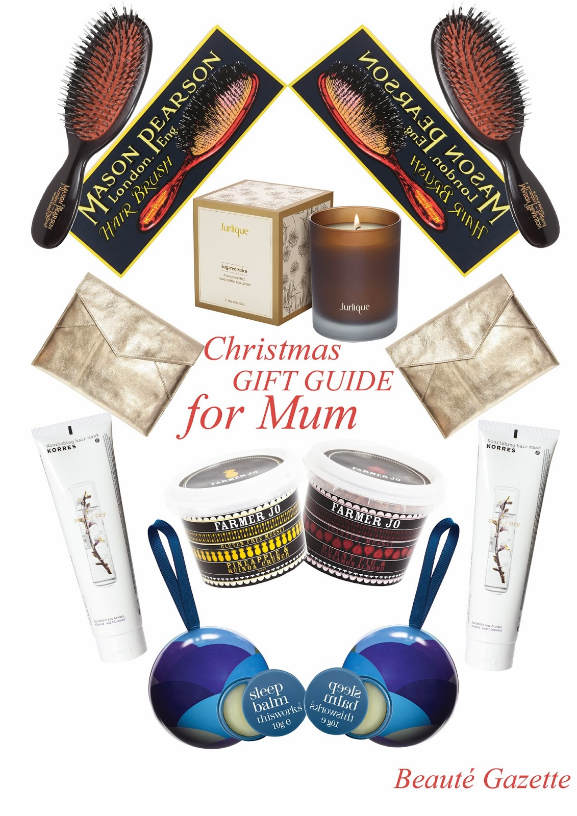 beauté gazette christmas gift guide best gifts for mothers who