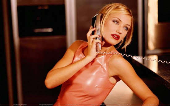 Cameron Diaz real actress