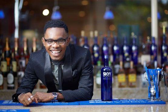 Patoranking, Skyy Vodka Brand Ambassador Wins MTV Award