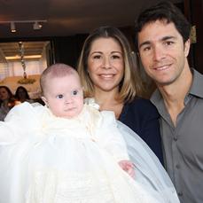 Batizado do Felipe Junqueira com produtos Era Uma Casa