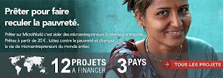 Microworld Planet Finance microcredit