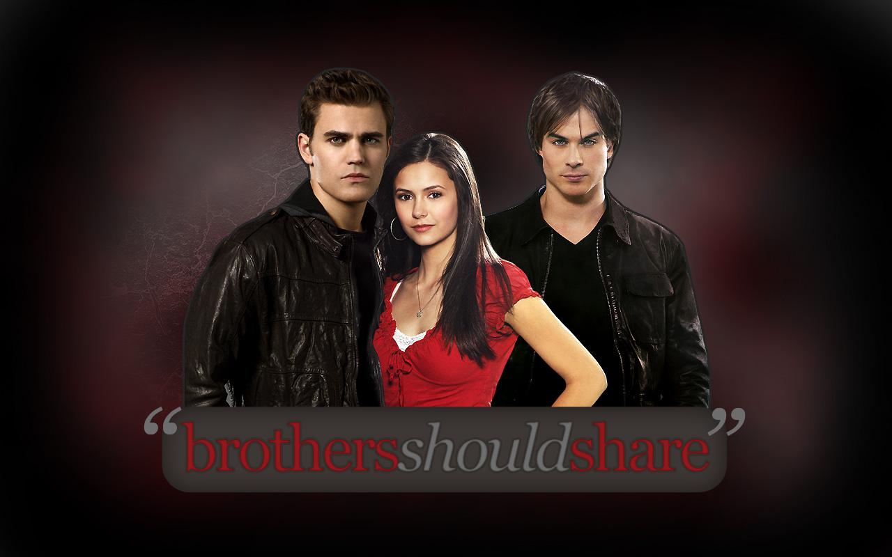 Vampire Diaries Netflix Poster The Vampire Diaries Po...