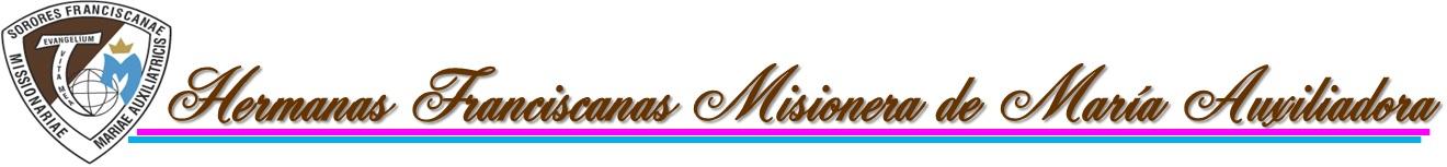 Hermanas Franciscanas Misioneras de María Auxiliadora