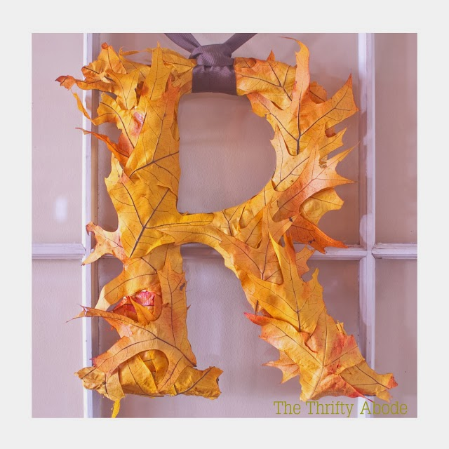 Just Take Two Bites Fun Frugal Fall Decorations You Can Make Yourself