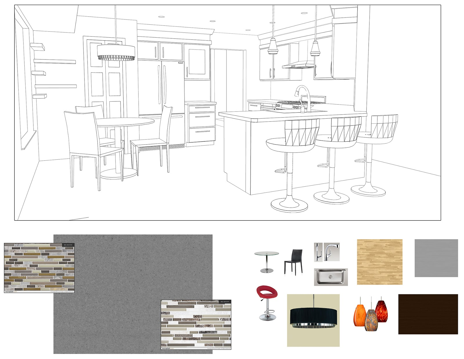 Designing To Learn Blog How To Render A Realistic Interior In Photoshop