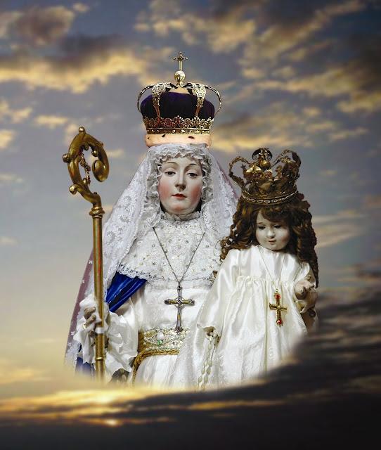 Las Maravillosas Revelaciones de Nuestra Señora de El Buen Suceso:
