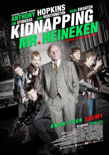 Kidnapping Mr. Heineken (2015) | Drama Action HD