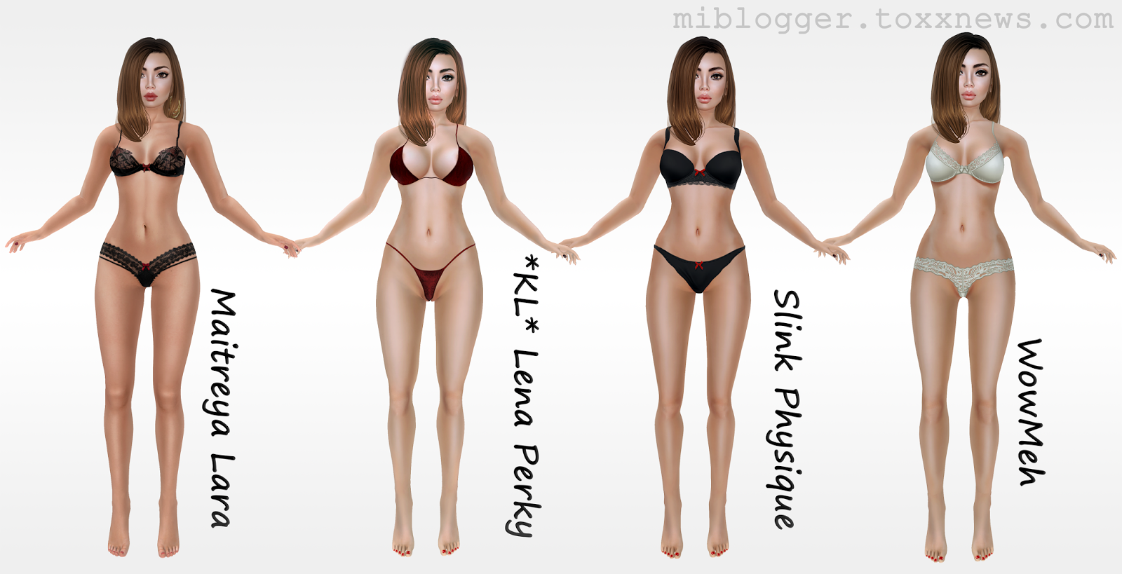 secondlife mesh shapes