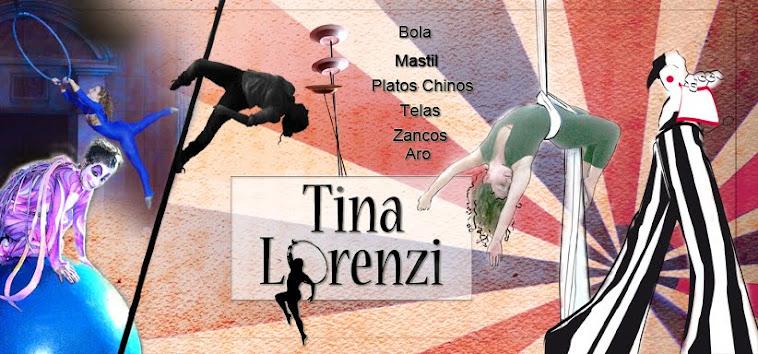 circo de tina lorenzi