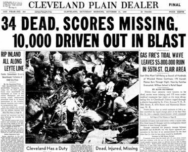 Cleveland Second Natural Disaster