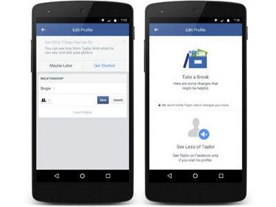 Facebook para curar dor de cotovelo