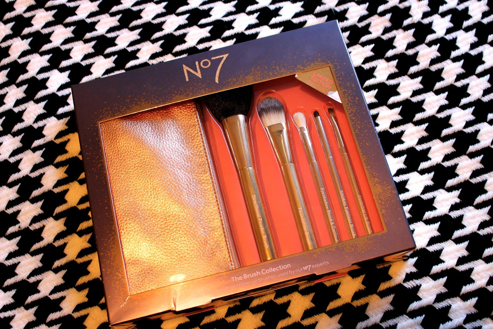 No7 Brush Collection