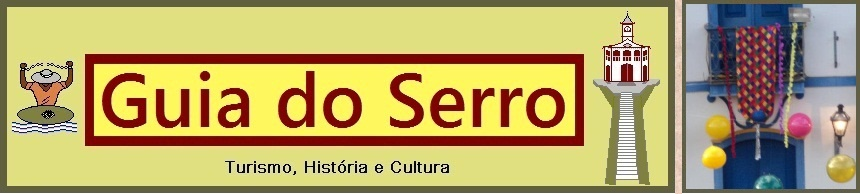 Guia do Serro - MG - Brasil