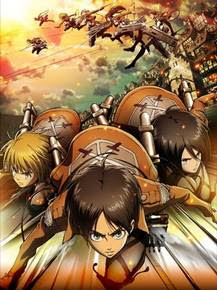 Shingeki no Kyojin – Attack on Titans