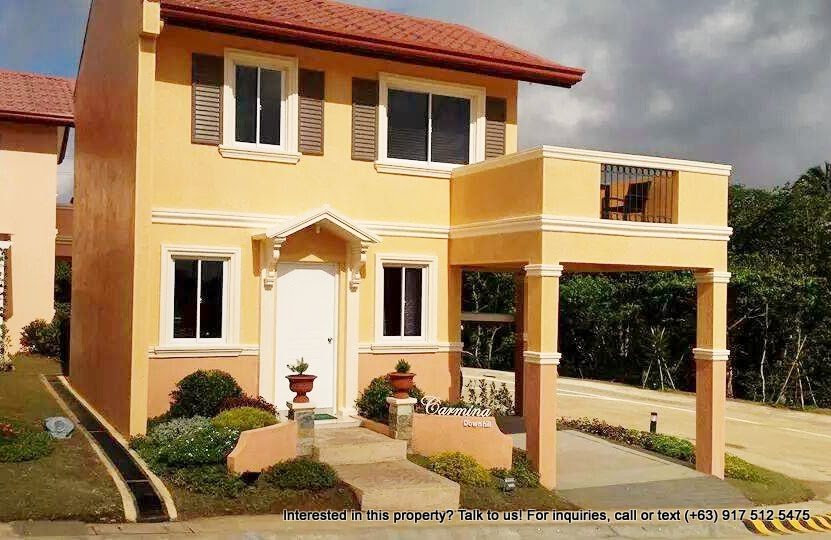 Carmina Downhill - Camella Silang | House and Lot for Sale Silang Cavite