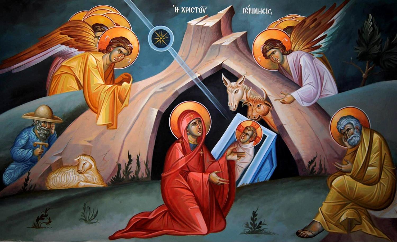 Τα Χριστούγεννα των Ορθοδόξων του Πατρίου