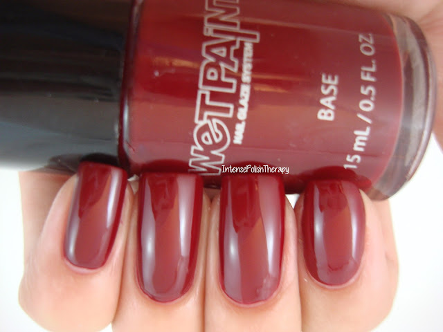 Wet Paint - Crimson & Clover