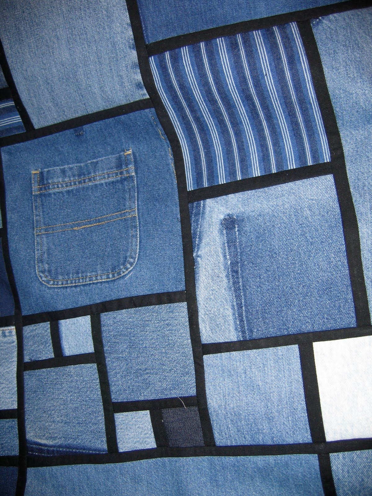 quilts quilt journal sewing april denim circle