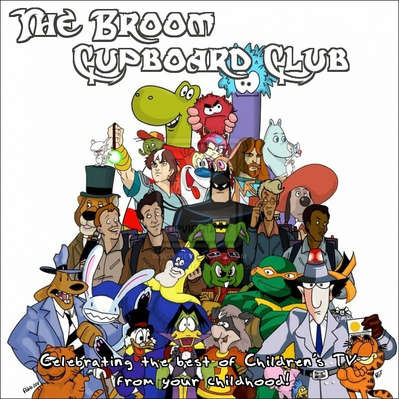 The Broom Cupboard Club