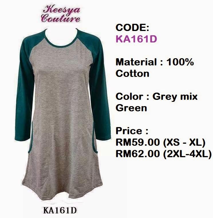 T-shirt-Muslimah-Keesya-KA161D