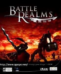 Free Download Games Battle Realms PC Games Full Version ZGASPC