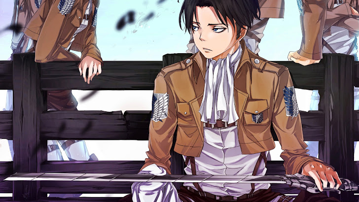 Levi Ackerman Rivaille Attack on Titan