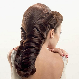 Abiye At Kuyruğu Saç Modelleri/Şekilleri 2012-2013