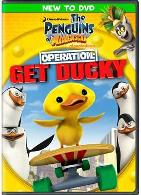 Penguins of Madagascar Operation Get Ducky DVDRip Descargar Español Latino 2012