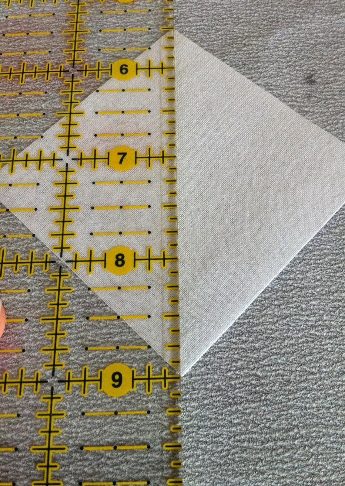 Tekenen op stof op schuurpapier
