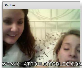 Chatroulette'de kullanıcıları ve yaptıkları