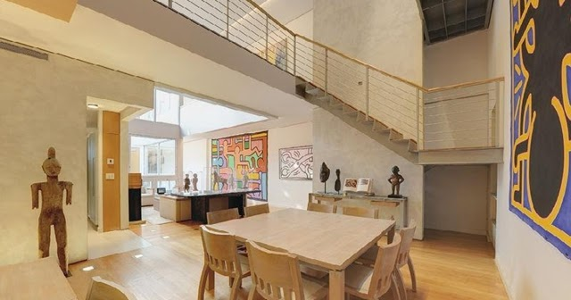 World of architecture warm west village apartment new york for West village townhouse for sale
