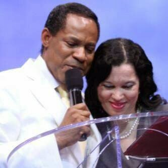 Wife oyakhilome pastor chris new Pastor Ken