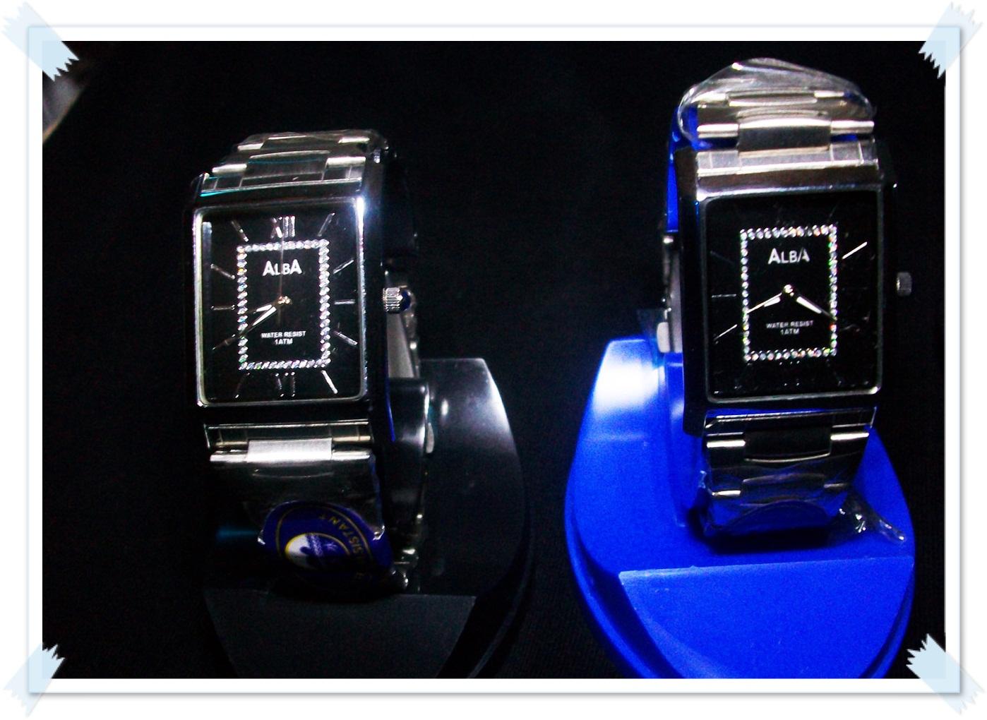 jam tangan trendy on BakuL Jam 182: jam tangan wanita ALBA