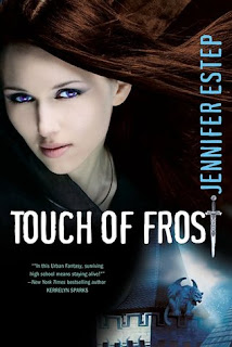 Touch Guest Post: Jennifer Estep