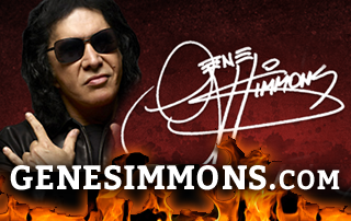 Gene Simmons Website
