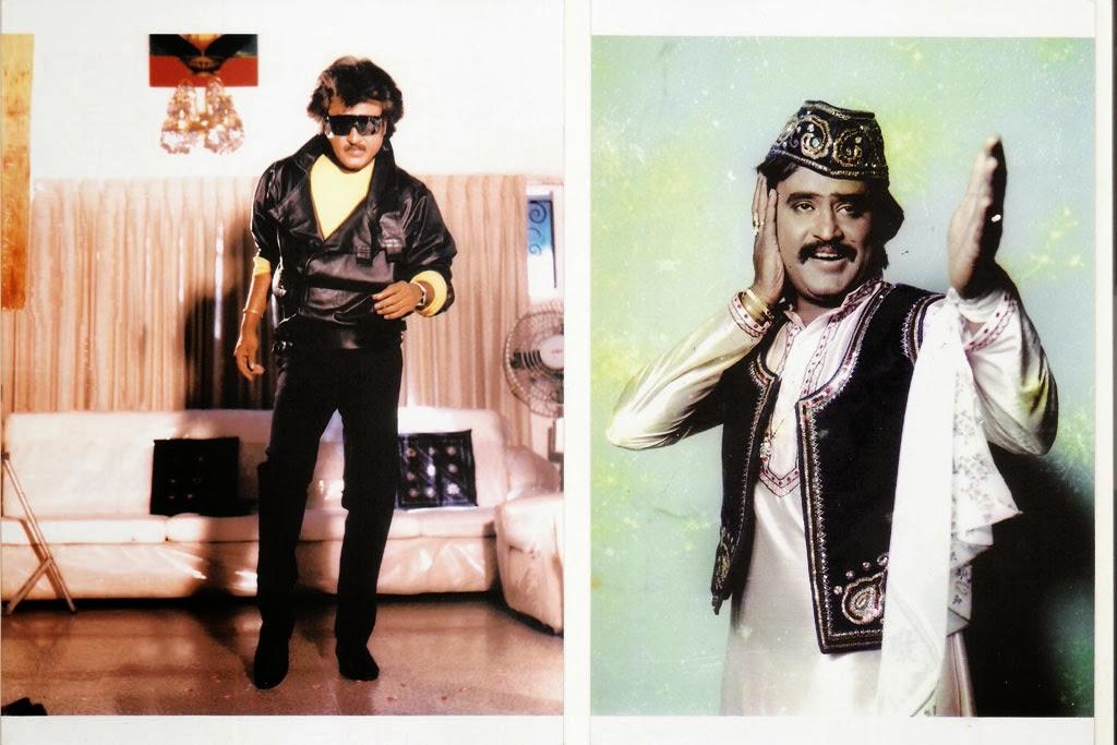 'King of Kollywood' Rajinikanth's Rare Pictures 5