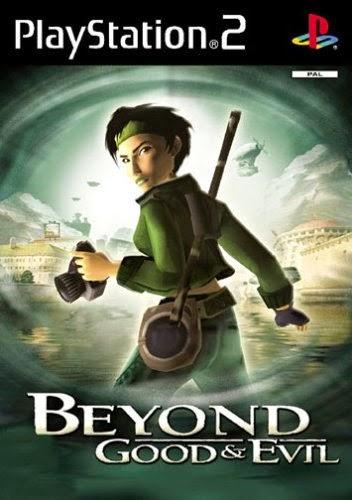 Beyond Good & Evil Ps2 Iso Juegos Para Play Station 2