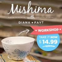 Mishima with Diana Fayt
