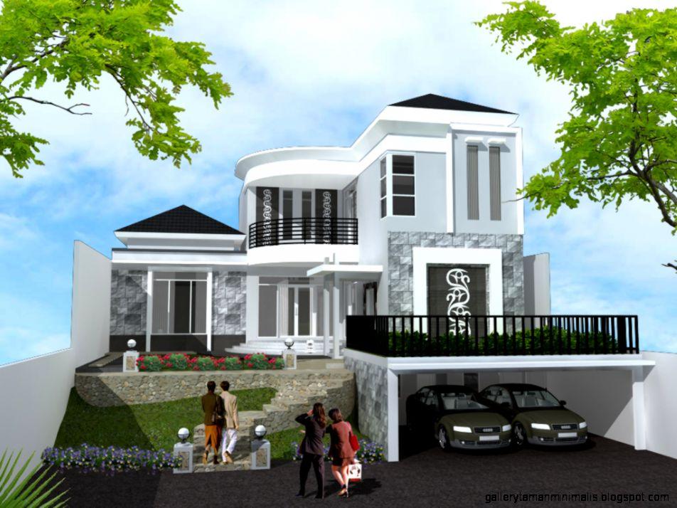 desain rumah jasa 558EY & Jasa Bangun Rumah | Gallery Taman Minimalis