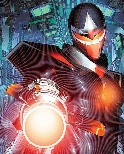 Darkhawk (Marvel Comics) Character Review - Shoot them all