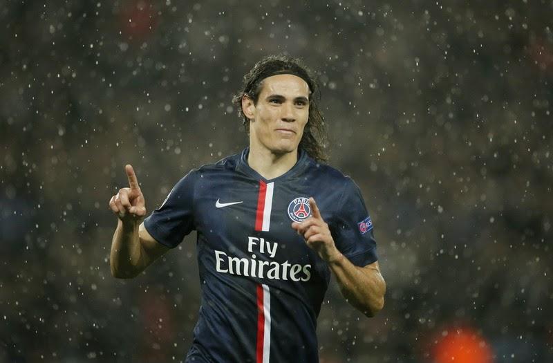 Cavani Bakal Berlabuh Di Arsenal