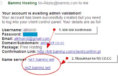 free hosting cpanel bammz.com