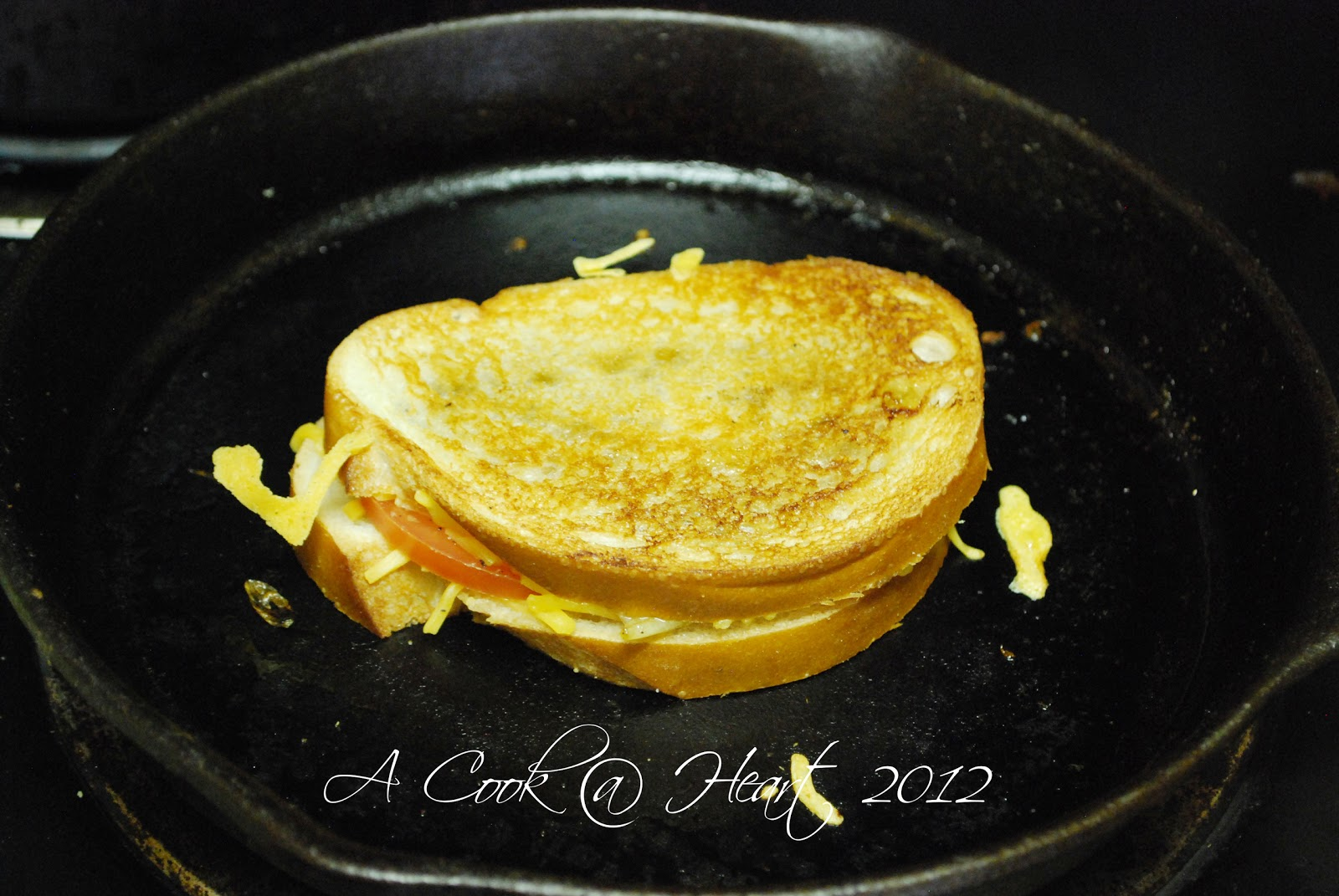 South African Cheese, Grilled Onion & Tomato Panini ...