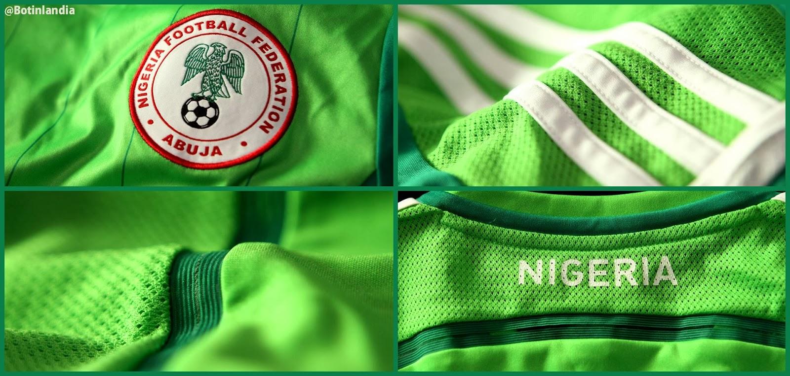 adidas se desdice para no perder presencia en África y sigue con la Selección de Nigeria